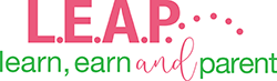LEAP - Learn, earn, and parent